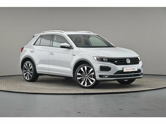 2021 Volkswagen T-Roc 2.0TDI R-Line DSG (70 reg)