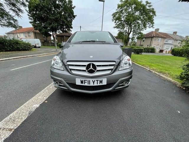 2011 Mercedes-Benz B-Class 2.0TD B180 SE (11 reg)