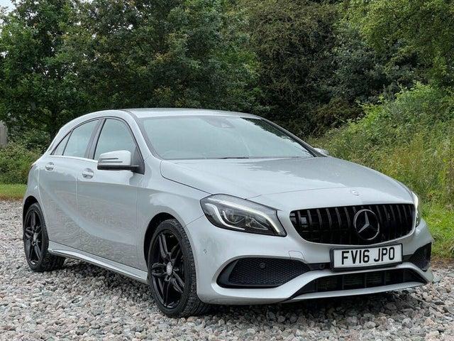 2016 Mercedes-Benz A-Class 1.5d A180d AMG Line (Premium)(s/s) 7G-DCT (16 reg)