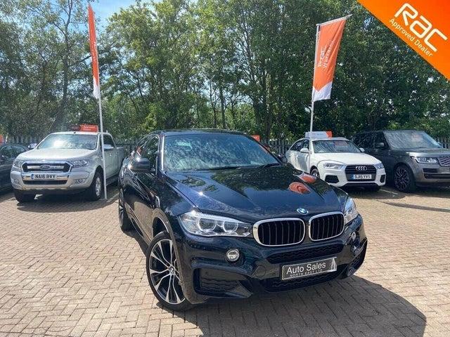 2018 BMW X6 (AK reg)