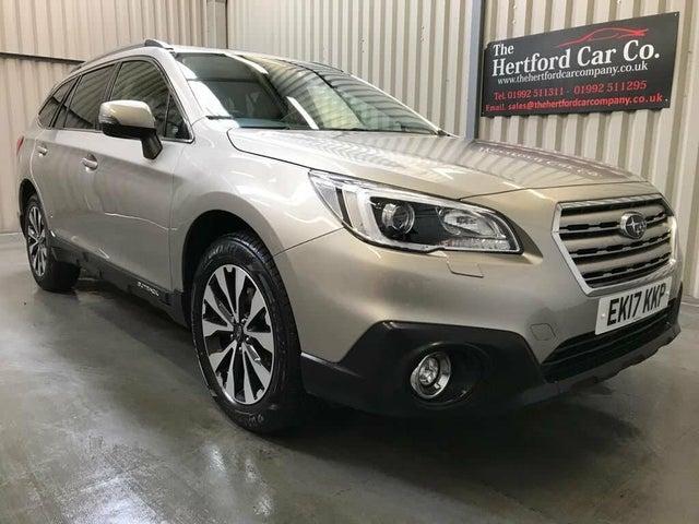 2017 Subaru Outback 2.5i SE Premium (1B reg)