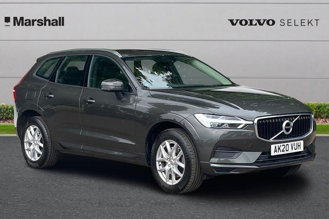 2020 Volvo XC60 (20 reg)