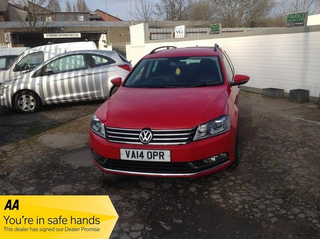 2014 Volkswagen Passat 2.0TDI Executive Style (140ps) (s/s) Estate 5d (14 reg)