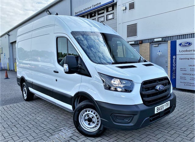 2019 Ford Transit 2.0TDCi 350 L2H2 Leader (130PS)(EU6dT) RWD Panel Van (0E reg)