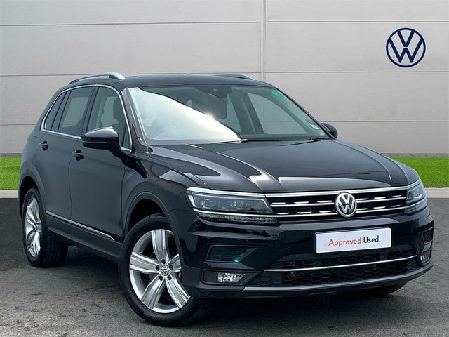 2020 Volkswagen Tiguan 2.0TDI SEL (190ps) 4Motion DSG (20 reg)