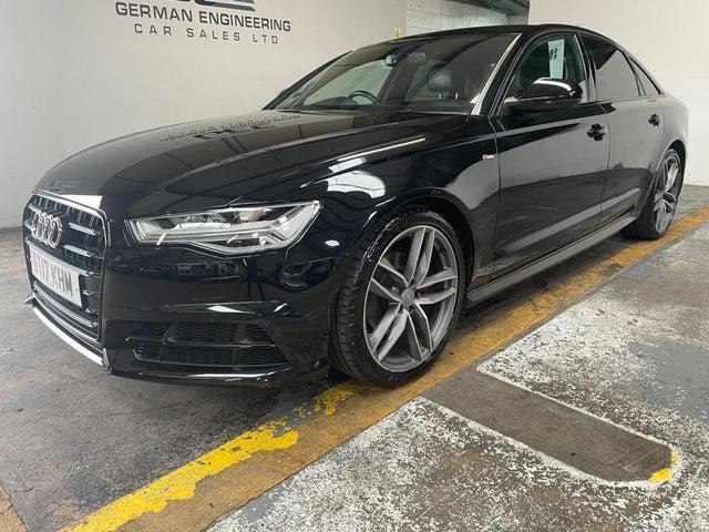 2017 Audi A6 Saloon 2.0TDI ultra Black Edition (17 reg)