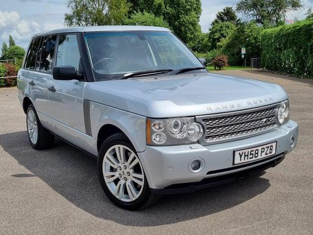 2008 Land Rover Range Rover 3.6TD Vogue (LL reg)