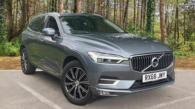 2018 Volvo XC60 2.0 T5 Inscription (250bhp) 4X4 (68 reg)