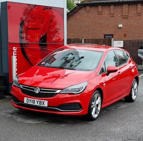 2018 Vauxhall Astra 1.4i 16v Turbo SRi VX Line (VB reg)