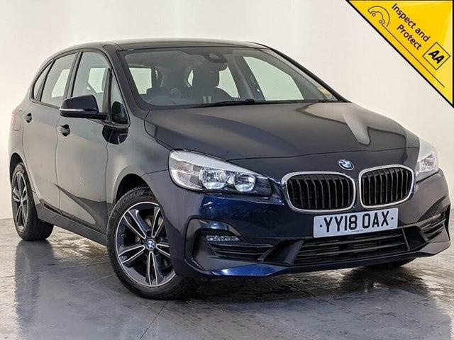 2018 BMW 2 Series 2.0TD 220d M Sport (190bhp) Active Tourer 5d (18 reg)