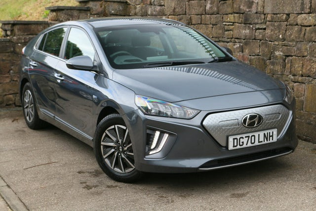 2020 Hyundai Kona E Premium (136ps) 39kWh 10.5kW OBC (70 reg)