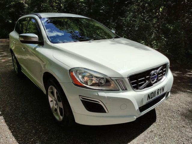 2011 Volvo XC60 2.4TD D5 R-Design Premium (215bhp) (1D reg)