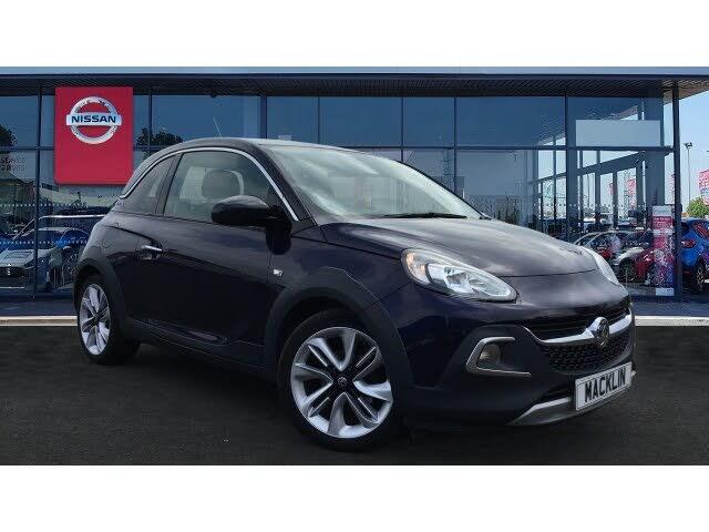2015 Vauxhall ADAM 1.4 VVT 16v ROCKS (65 reg)