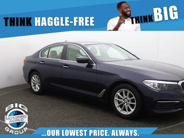 2017 BMW 5 Series (AJ reg)