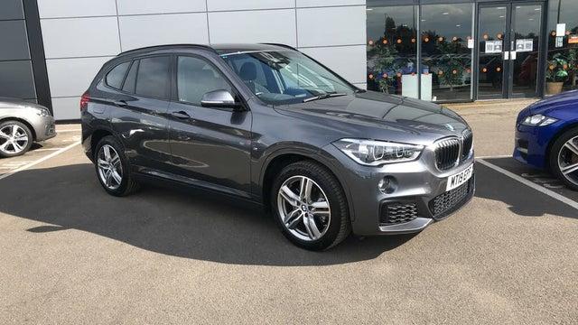 2019 BMW X1 2.0TD xDrive20d M Sport (19 reg)