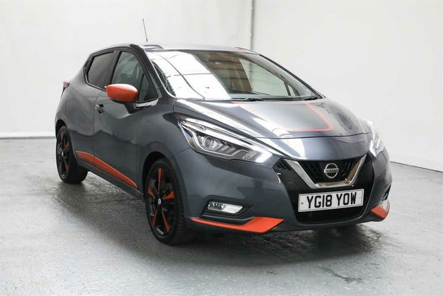 2018 Nissan Micra 0.9 IG-T Bose Personal Edition (18 reg)