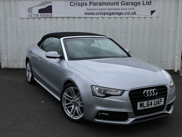 2014 Audi A5 2.0TD Special Edition (177ps) Multitronic (64 reg)