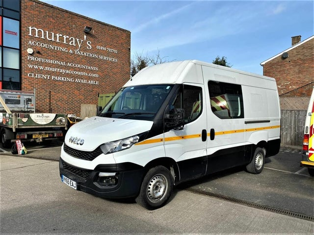 2015 Iveco Daily S Class 2.3TD 35S13V 3000 H1 Plus Panel (FC reg)