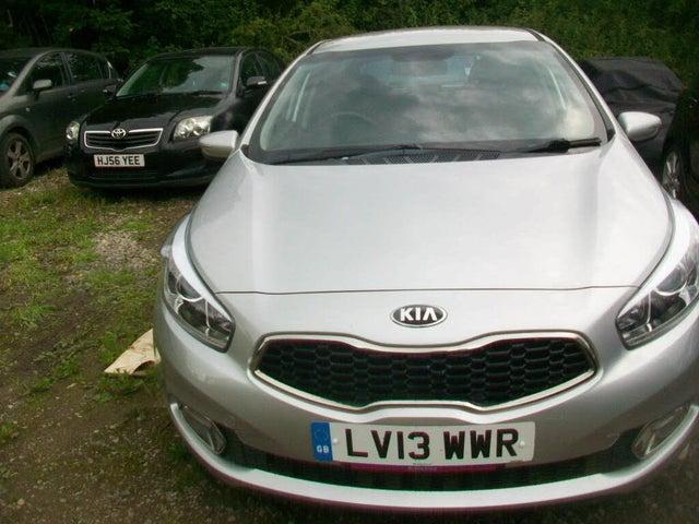 2013 Kia ceed 1.6 3 GDI 16v DCT (13 reg)