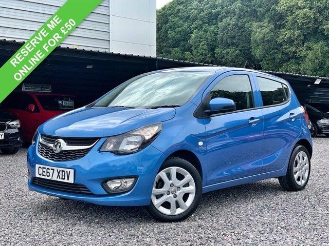 2017 Vauxhall Viva 1.0i SE (67 reg)