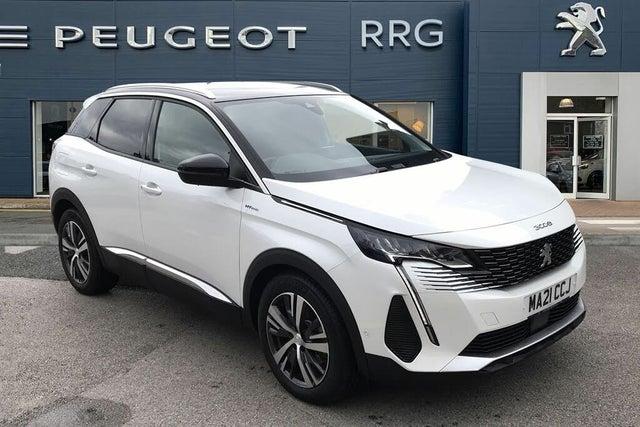 2021 Peugeot 3008 SUV 1.6 PureTech Allure Premium (225bhp) HYBRID (21 reg)