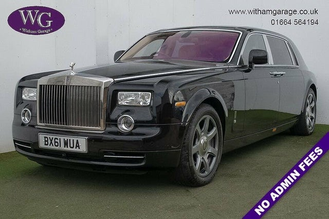 2012 Rolls-Royce Phantom 6.7 (A6 reg)
