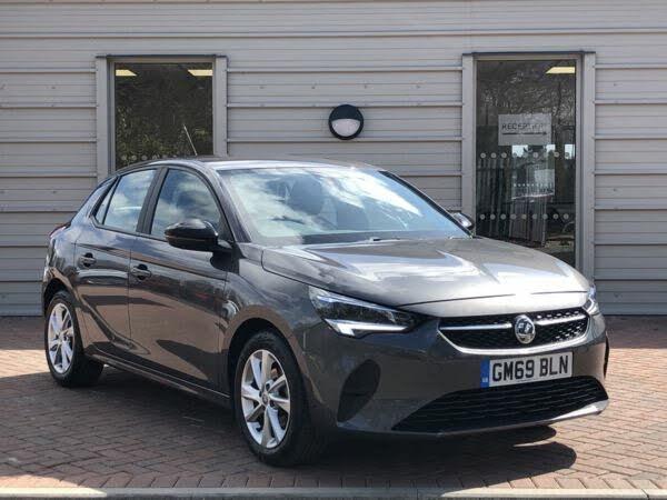 2020 Vauxhall Corsa 1.2i SE (KU reg)