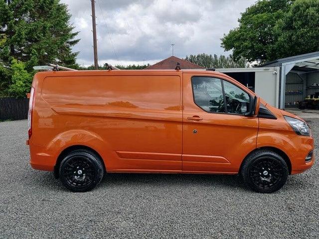 2020 Ford Transit Custom 2.0TDCi 300 L1H1 Limited (130PS)(EU6) Panel Van (69 reg)