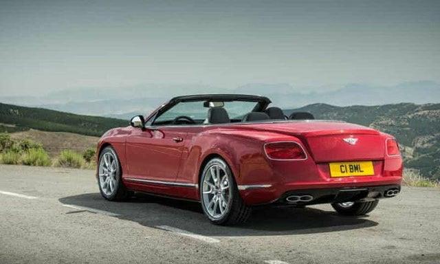 2018 Bentley Continental (FS reg)