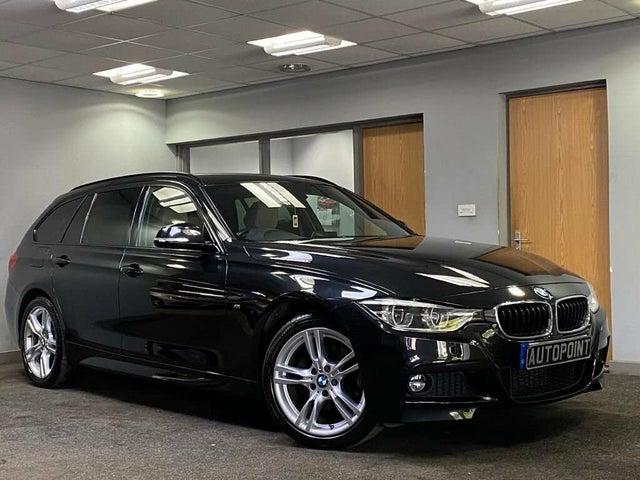 2016 BMW 3 Series 2.0TD 320d xDrive M Sport Touring 5d Auto (66 reg)