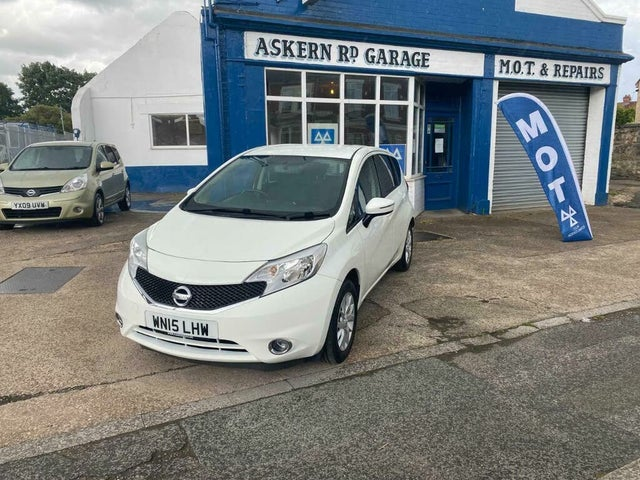 2015 Nissan Note 1.2 Acenta (80ps) (Style Pack) (NT reg)