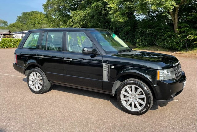 2010 Land Rover Range Rover 4.4TD Vogue SE (LL reg)