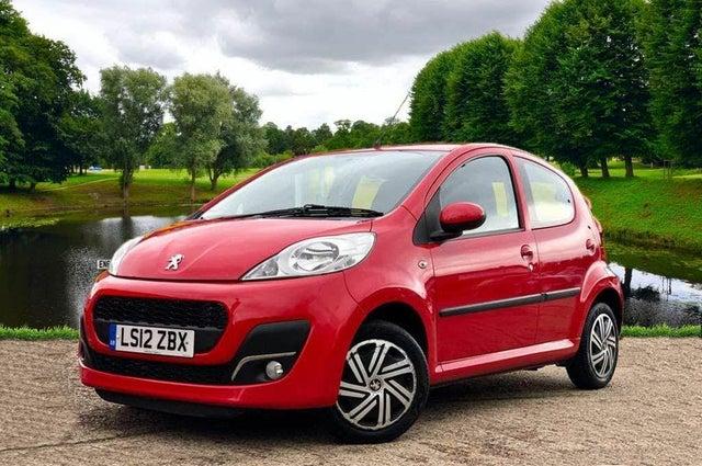 2012 Peugeot 107 1.0 Active 5d (12 reg)