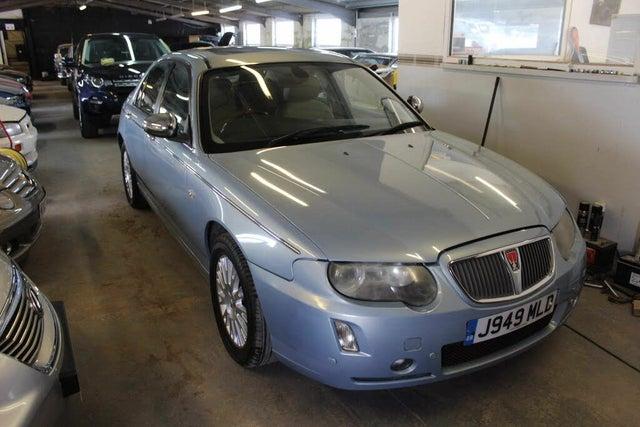 2005 Rover 75 2.0TD Connoisseur SE Saloon (RR reg)