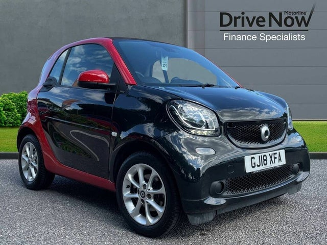 2018 Smart fortwo 1.0 Passion (70bhp) (s/s) Coupe Twinamic (18 reg)
