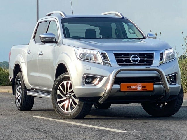 2017 Nissan Navara 2.3dCi Tekna (17 reg)