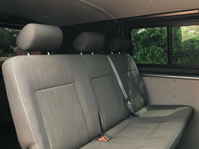 2020 Volkswagen Transporter 2.0BiTDI T32 Highline BMT SWB 4MOTION (199ps)(Eu6dT-E) Panel Van (70 reg)
