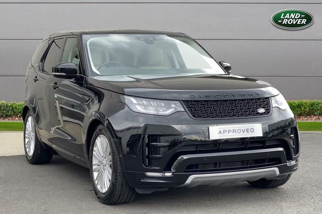 2020 Land Rover Discovery 3.0 Sd6 Landmark (LR reg)