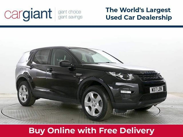 2017 Land Rover Discovery Sport 2.0Td4 Pure Edition (17 reg)
