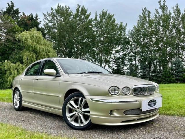 2007 Jaguar X-TYPE 2.2TD Sovereign Saloon 4d (JA reg)