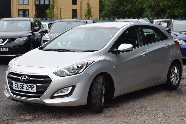 2016 Hyundai i30 1.6CRDi SE (110ps) Hatchback (66 reg)