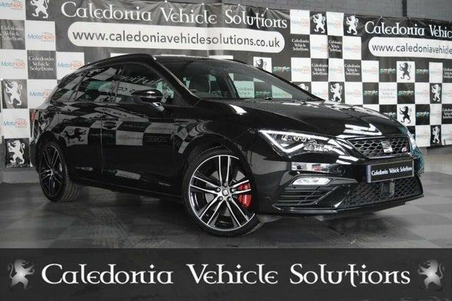 2019 Seat Leon 2.0 TSI Cupra 300 4Drive (s/s) Estate (68 reg)