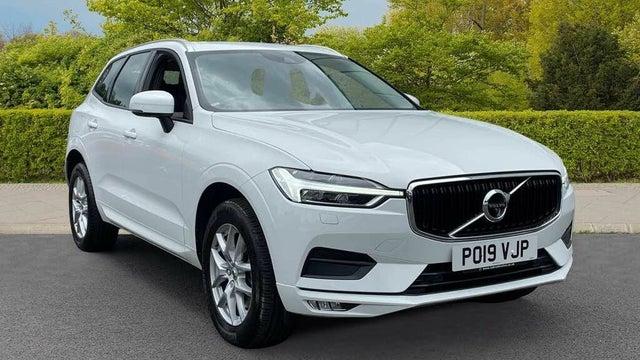 2019 Volvo XC60 2.0TD D4 Momentum Pro 4X4 (s/s) Geartronic (1U reg)