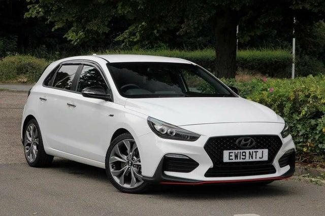 2019 Hyundai i30 N (19 reg)