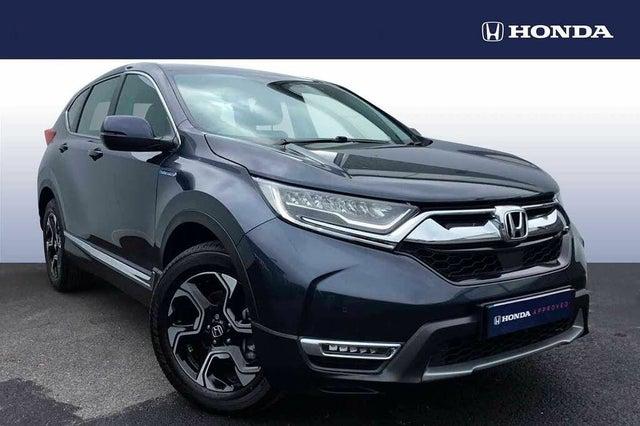 2021 Honda CR-V 2.0 i-MMD SE 4WD (MR reg)