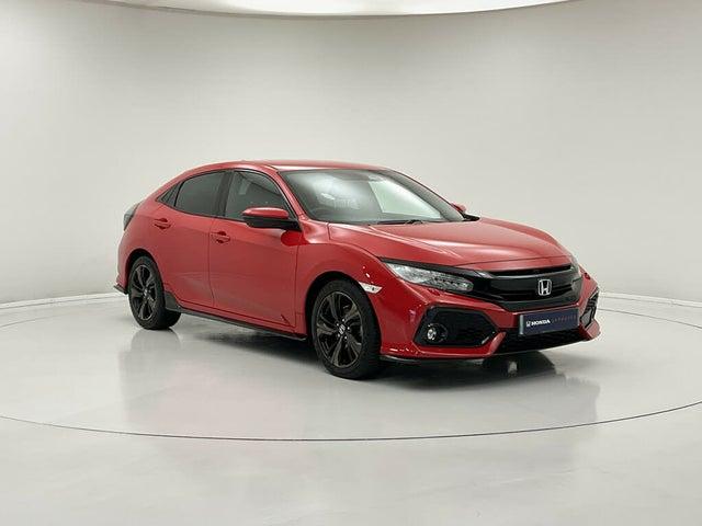 2019 Honda Civic 1.5 VTEC TURBO Sport (s/s) (19 reg)