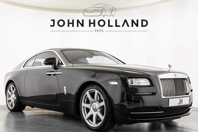2015 Rolls-Royce Wraith 6.6 (A6 reg)