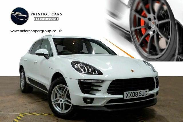 2017 Porsche Macan 3.0TD S (s/s) (1Z reg)