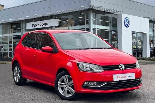 2017 Volkswagen Polo 1.2 TSI Match Edition (s/s) 5d (WZ reg)