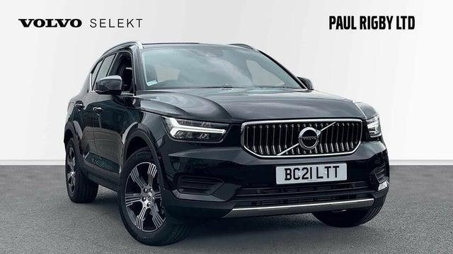 2021 Volvo XC40 1.5 T3 Inscription (161bhp) (1X reg)